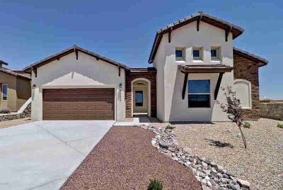 4256 Meadow Sage Las Cruces Four BR, Brand new construction in