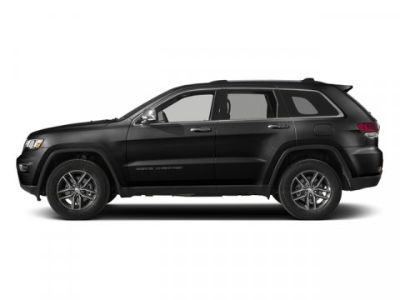 2018 Jeep Grand Cherokee Limited (Diamond Black Crystal Pearlcoat)