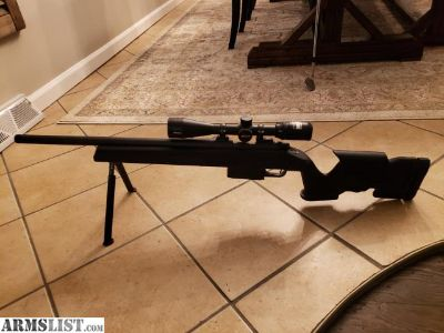 For Sale: Remington Tactical 700 Custom