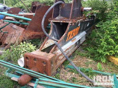 Rocktec Terminator TX300 Hydraulic Breaker