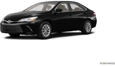 Used 2015 Toyota Camry 4dr Sdn I4 Auto