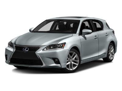 2016 Lexus CT 200h Base (Gray)