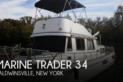 1977 Marine Trader 34