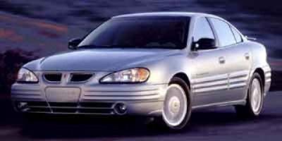 2001 Pontiac Grand Am SE1 (Champagne Beige Metallic)