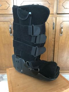 Post surgical boot