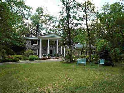 112 W Carolina Avenue Summerville Four BR, very private &stately