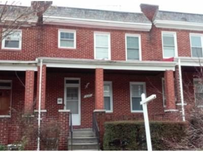 2 Bed 2 Bath Foreclosure Property in Baltimore, MD 21206 - Shamrock Ave