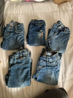 18-24 month lot of jeans..... $2 each or all for $8