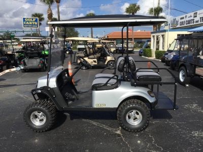 2018 E-Z-Go Express S4 Gas Powered Golf carts Golf Carts Fort Pierce, FL