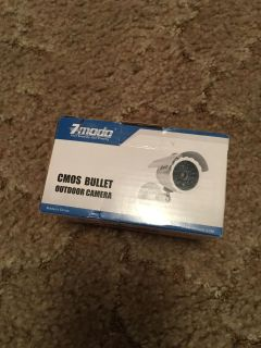 Come bullet outdoors camera