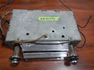 Purchase 1955 Chevrolet Wonder Bar Radio and Speaker motorcycle in Willowbrook, Illinois, United States, for US $499.00