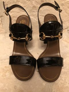 New Gucci sandals size 10 Paid $465