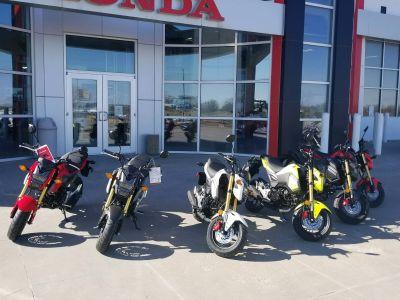 2018 Honda Grom Sport Motorcycles Roca, NE