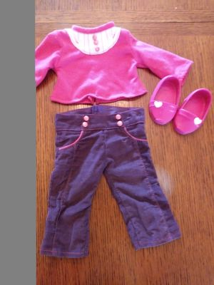 """Next Generation doll outfit for 18"""" dolls"""