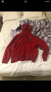 Big bear polo hoodie
