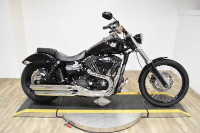 2011 Harley-Davidson Dyna Wide Glide Cruiser Motorcycles Wauconda, IL