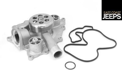 Purchase 17104.21 OMIX-ADA Water Pump 5.7L, 05-09 Jeep WK Grand Cherokees, by Omix-ada motorcycle in Smyrna, Georgia, US, for US $130.98