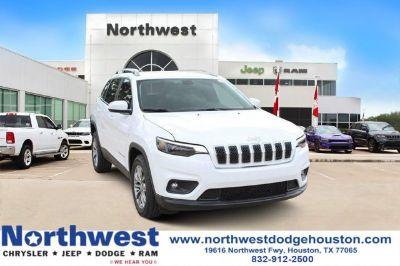 2019 Jeep Cherokee Latitude Plus (Bright White Clearcoat)