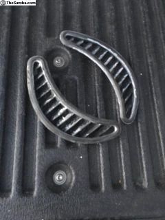 Air vent grills