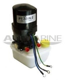 Find API Marine Mercruiser Late Model Sterndrive Oildyne Pump 3Wire Motor 88183A12 EI motorcycle in Hollywood, Florida, United States, for US $398.00