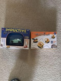 Inductive car and truck dozier brand new Selling together