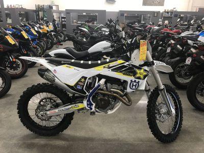 2017 Husqvarna FC 350 Motocross Motorcycles Corona, CA