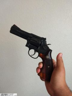 For Sale/Trade: Smith and Wesson model 586