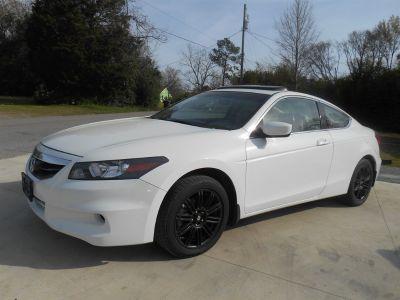 2012 Honda Accord EX-L (White)