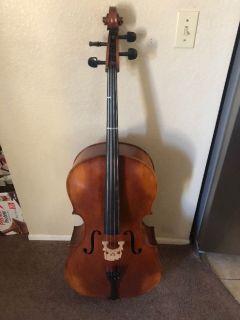 Bellafina Corelli MC-10 4/4 cello