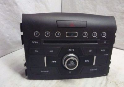 Find 12 13 14 Honda Crv CR-V Radio Cd MP3 Player & Code 39100-T0A-A520 1XNA C52930 motorcycle in Williamson, Georgia, United States, for US $135.00