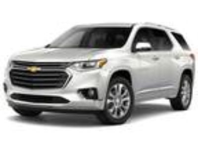 new 2019 Chevrolet Traverse for sale.