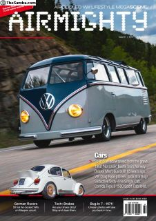 AirMighty Megascene Aircooled Issue # 32