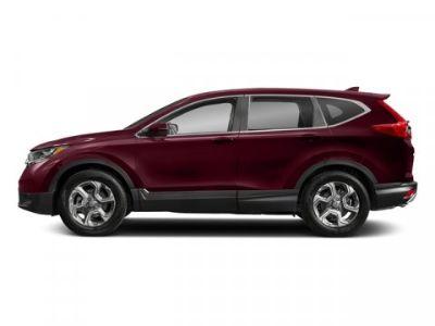 2018 Honda CR-V EX (Basque Red Pearl II)