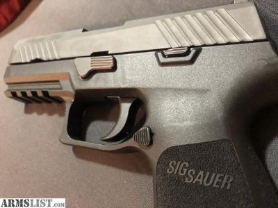 For Sale/Trade: Sig P320C .45
