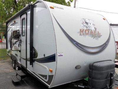 ~~2012 SKYLINE KOALA ULTRA LITE~~18 BH~~TWO BUNKS~~HALF TON TOWABLE~~