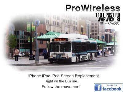 iPhone Repair Warwick Rhode Island