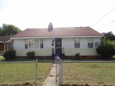 3 Bed 2 Bath Foreclosure Property in Hampton, VA 23669 - Easterly Ave