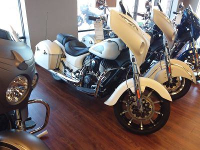 2018 Indian Chieftain Limited ABS Cruiser Motorcycles Lincoln, NE