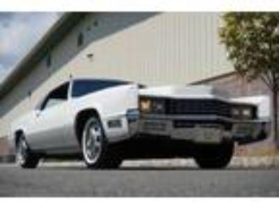 1967 Cadillac Eldorado Coupe 7.0L V8