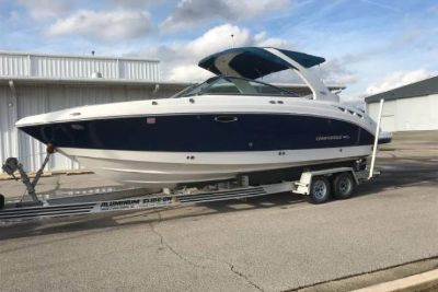 2008 Chaparral Bowrider 276 SSX