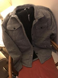 Men s jacket, new with tags