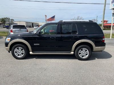 2007 Ford Explorer Eddie Bauer (Black)
