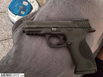 For Sale: Smith and Wesson M&P 9mm