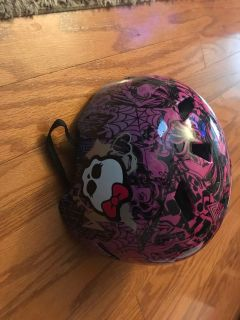 Monster High Youth Bicycle Helmet