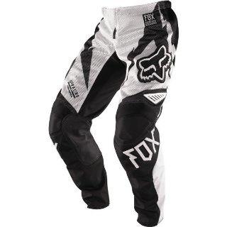 Find White/Black 32 Fox Racing 180 Giant Vented Pants 2013 Model motorcycle in San Bernardino, California, US, for US $64.97
