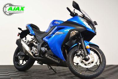 2017 Kawasaki Ninja300 Sport Motorcycles Oklahoma City, OK