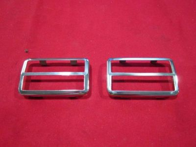 Find 1965 1966 Galaxie XL Clutch & Brake Pedal Stainless Trim (pr) New, 4-Speed motorcycle in Blair, Nebraska, United States, for US $129.95