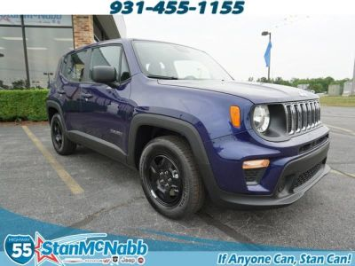2019 Jeep Renegade (Blue Clearcoat)