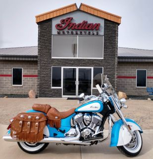 2018 Indian Chief Vintage ABS Cruiser Motorcycles Ottumwa, IA