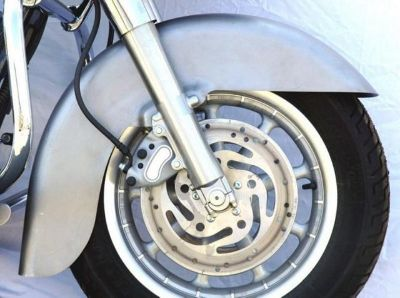 Purchase RWD FRONT FENDER REPLACEMENT HARLEY ROAD GLIDES ROAD KINGS 94-09 FLT FLHT FLHR motorcycle in Gambrills, Maryland, US, for US $214.50